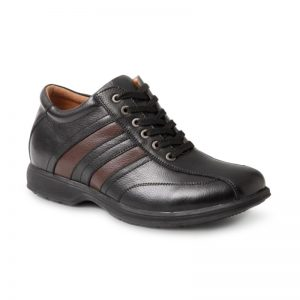 FERRARA SHOES BLACK +7CM