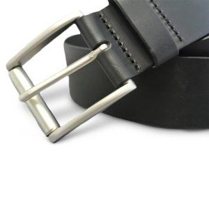 Real Leather Belt (Black) 2